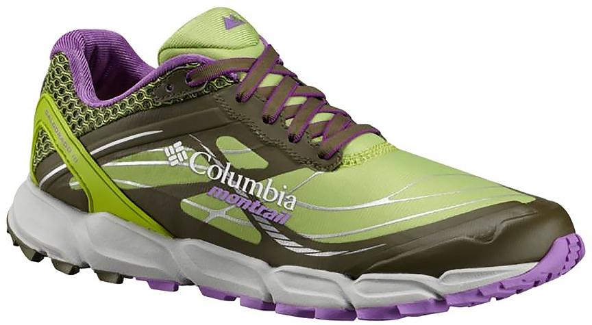 Columbia Montrail Caldorado III trail running shoe