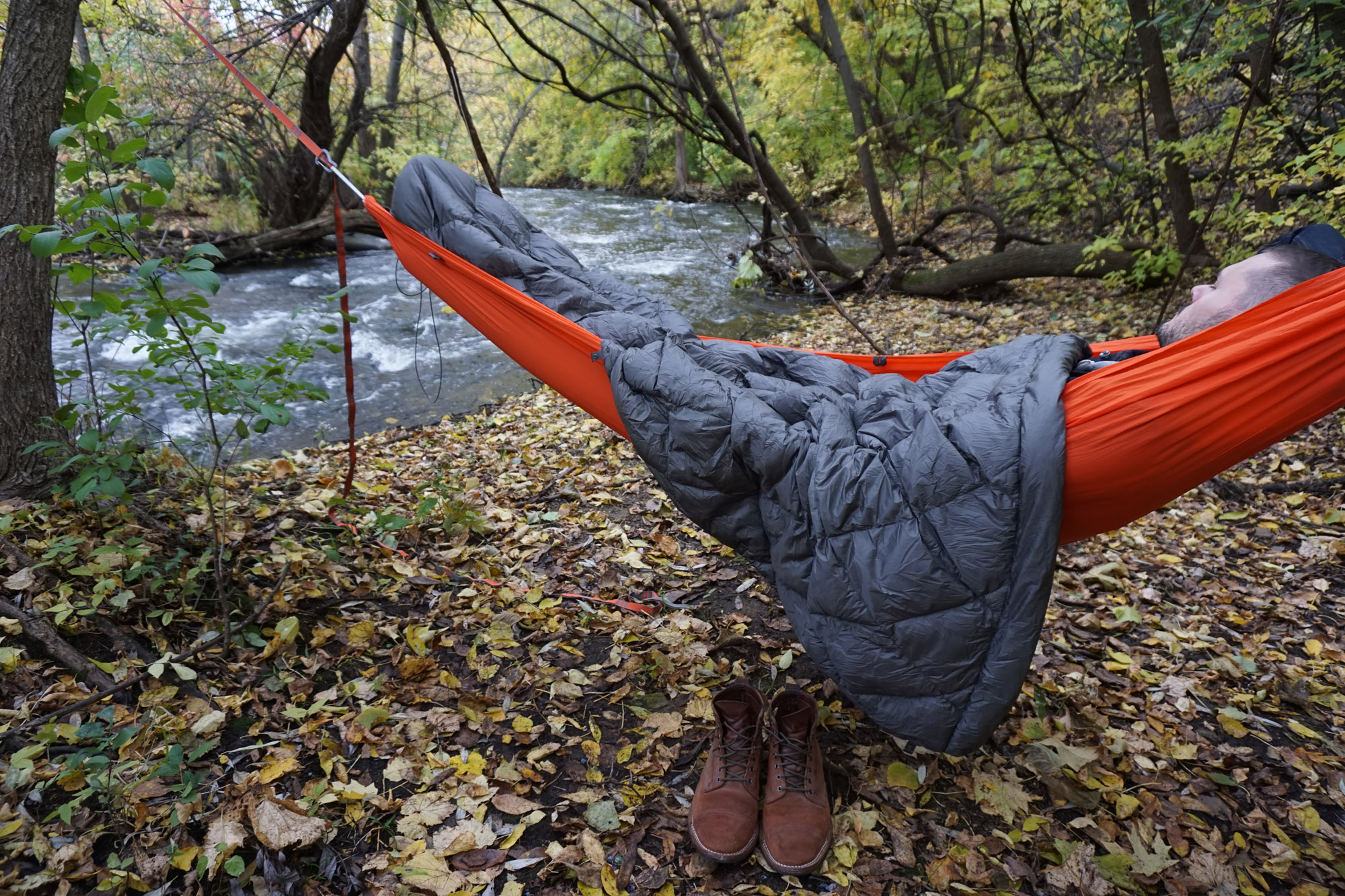 Kammok Bobcat Trail Quilt Review Blanket Transforms For Hammock
