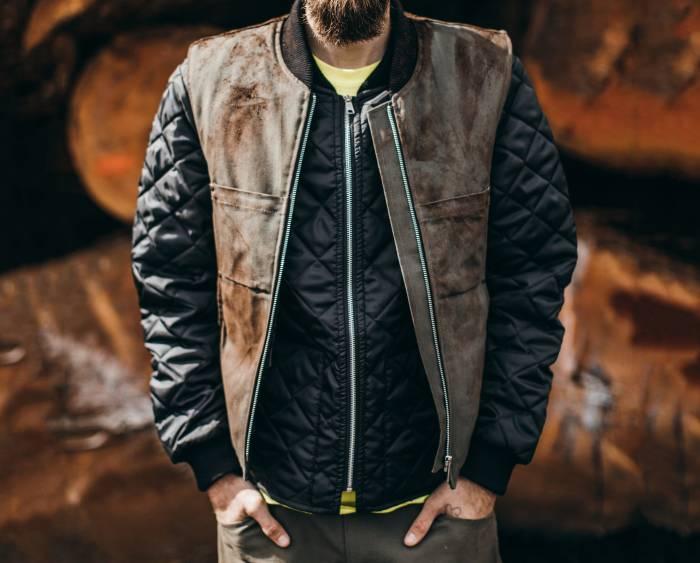 Filson CCF Workwear Bomber Jacket