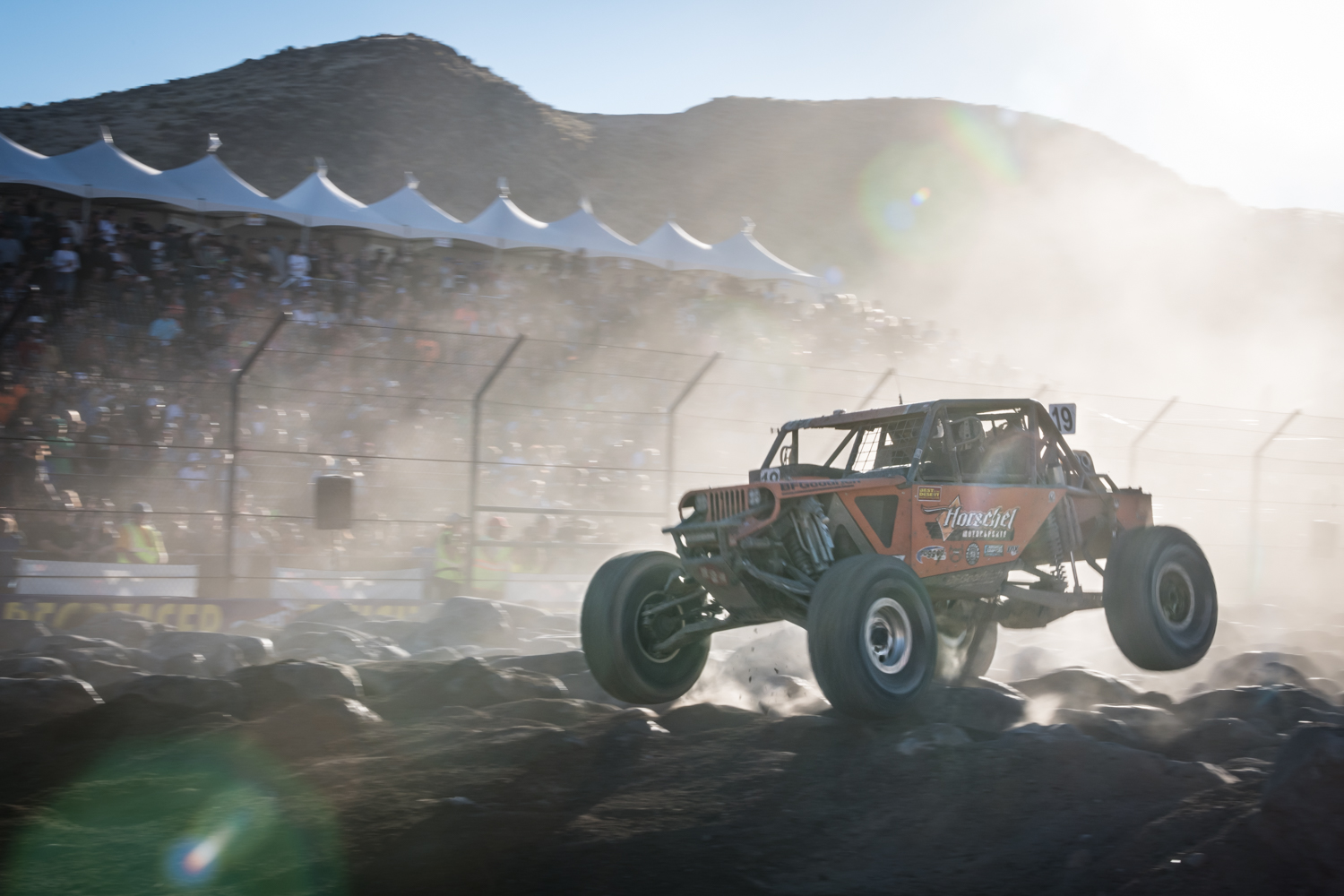 Welcome to the Insane World of Off-Road 'Ultra4 Racing' | GearJunkie