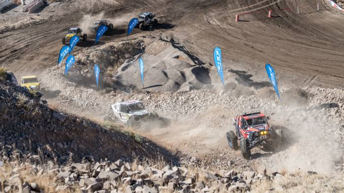 Ultra 4 Off-Road Racing
