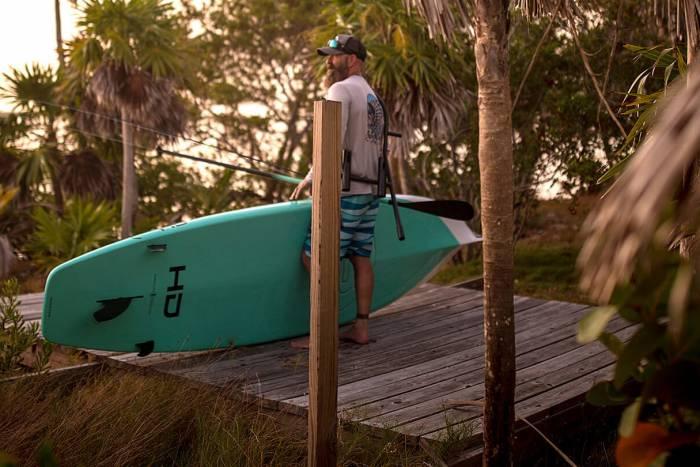 BOTE paddle board