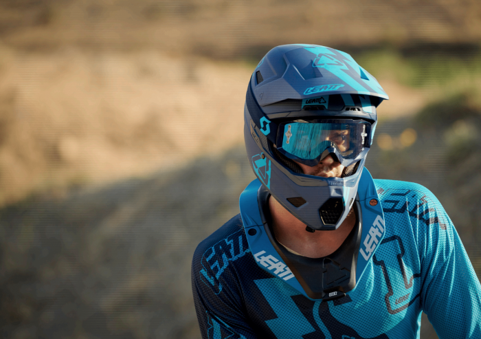 Leatt DBX 3.0 Full-Face Helmet