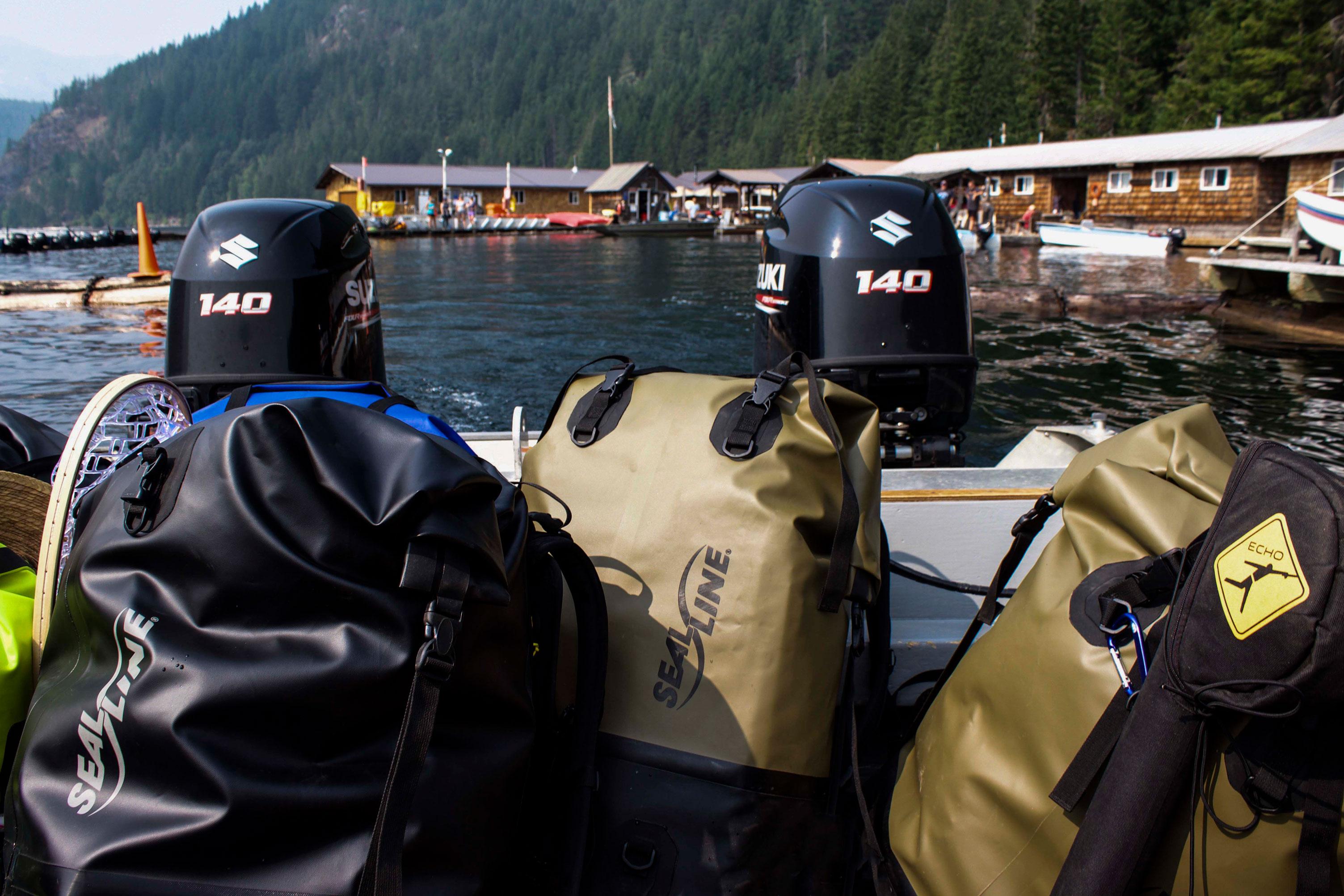SealLine Portage Packs