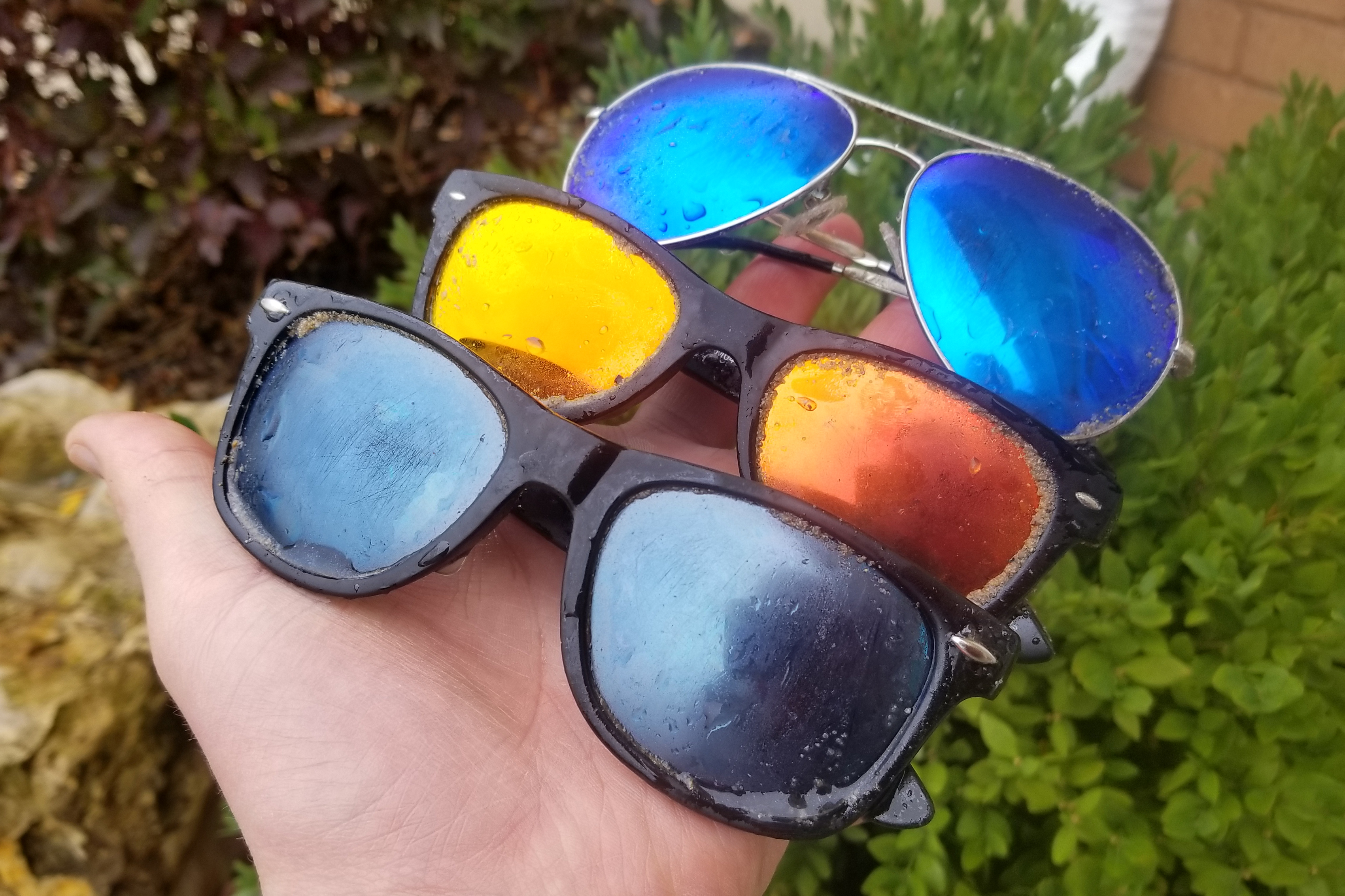 Budget sunglasses