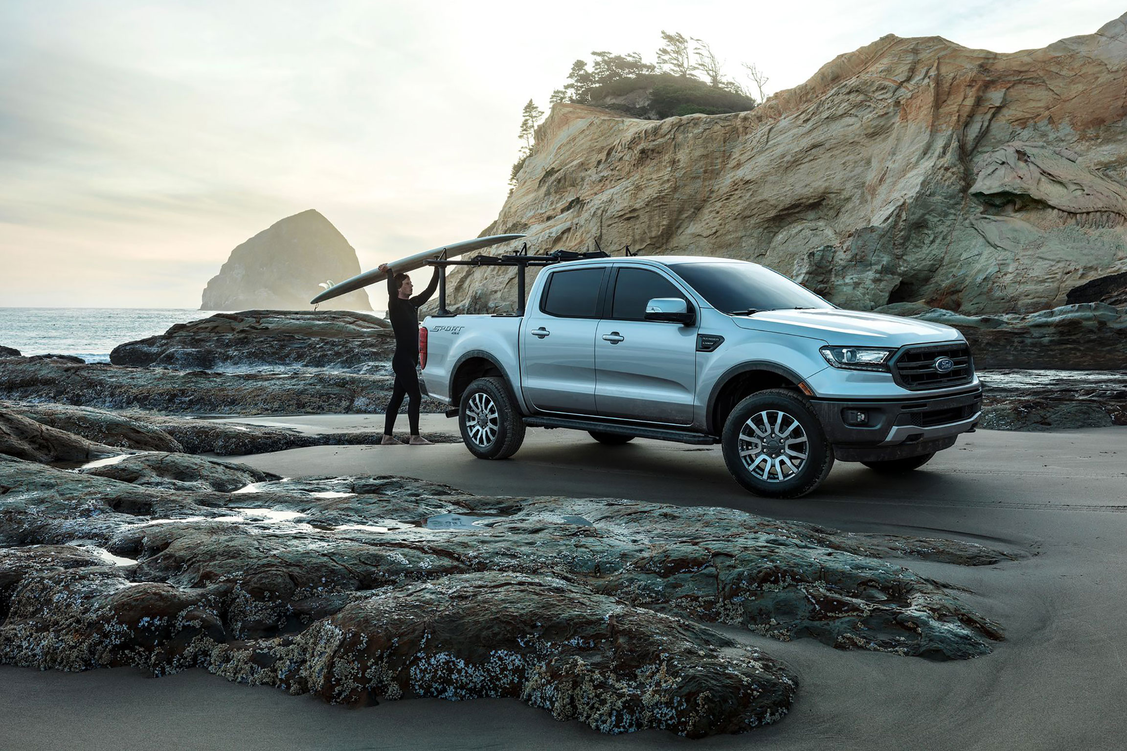 2019 ford ranger easter eggs can you spot the monsters