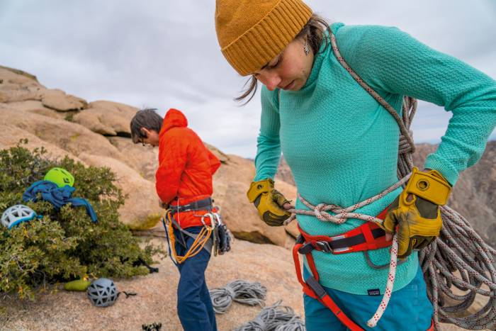 Green guide to outdoor apparel