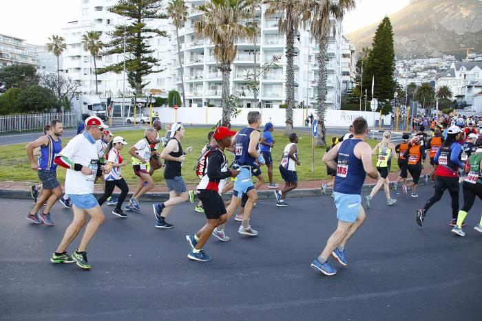 greenest marathon