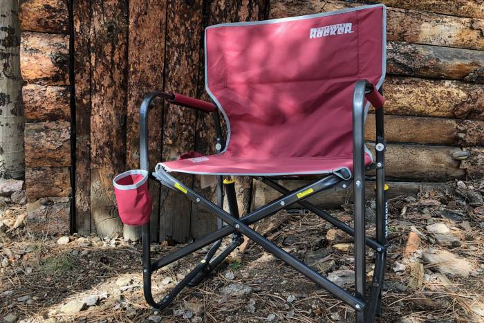CGI Freestyle outdoor rocking chair