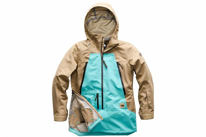 the north face ceptor anorak women