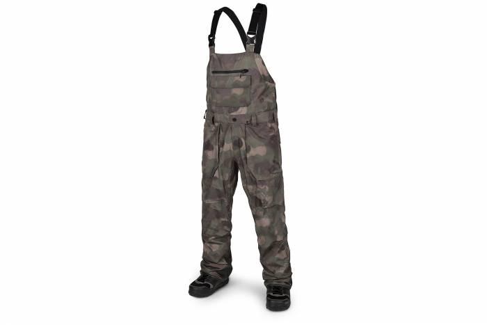 volcom x evo gore tex bib overalls