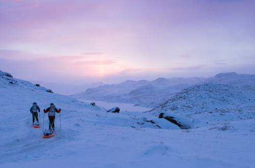arctic circle trail fkt