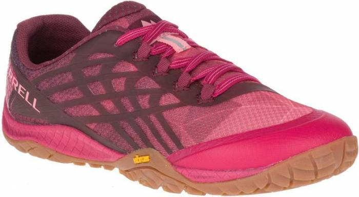 Best Trail Running Shoes for Women - Merrell Trail Glove 4