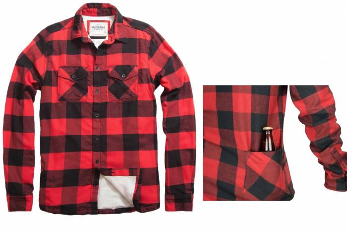 California Cowboy High Sierra Flannel