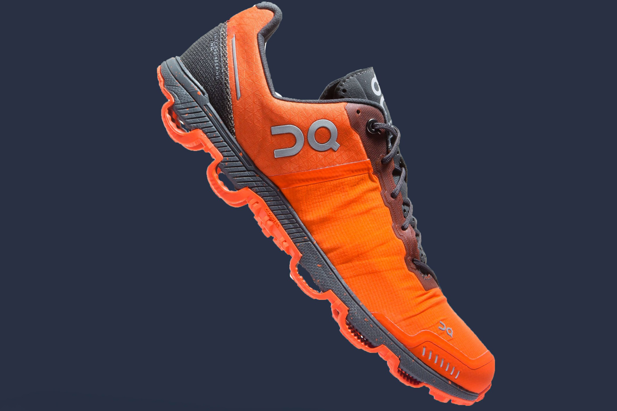 On Cloudventure Peak running shoe