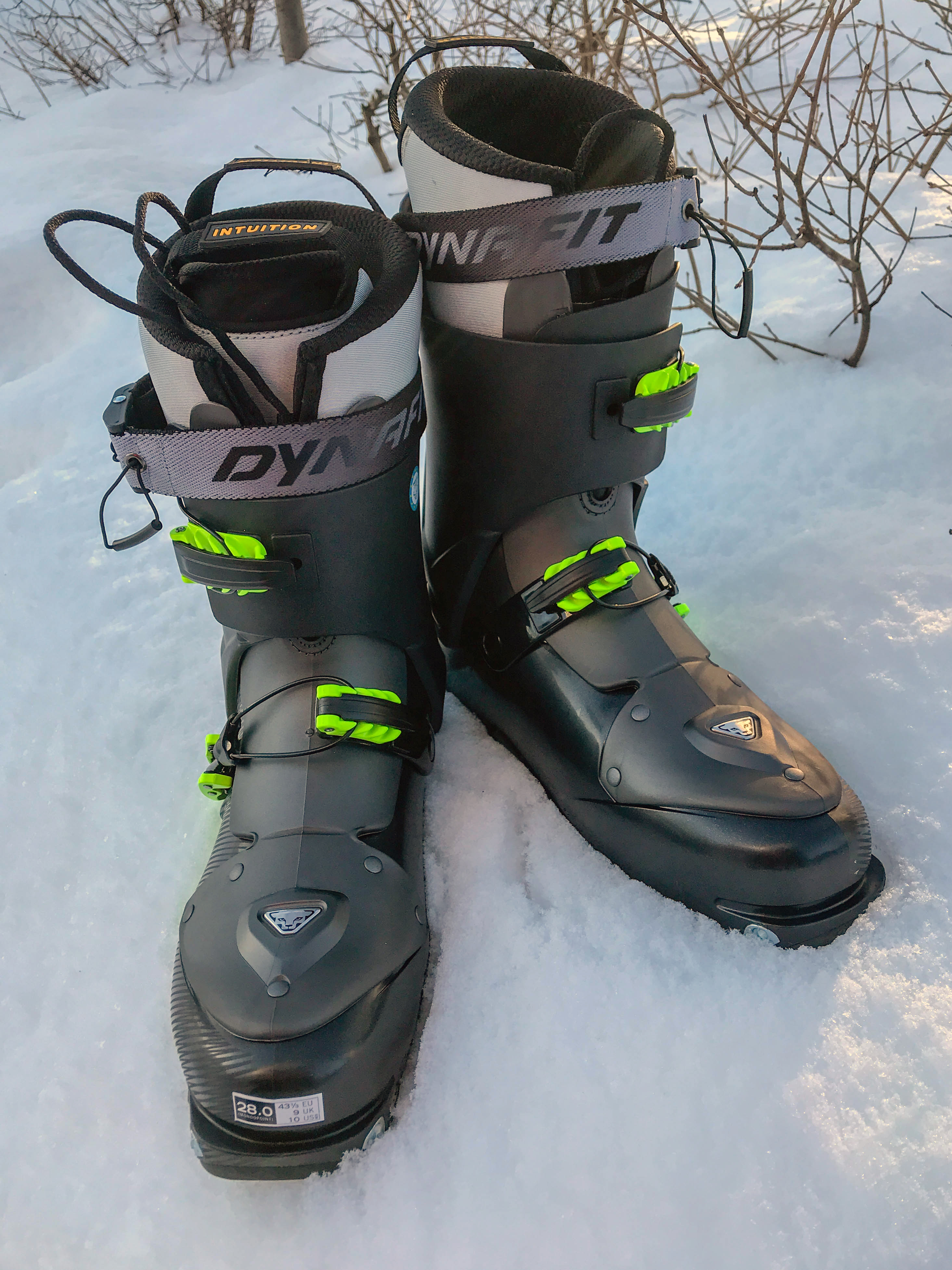 2c82b5090d7 Dynafit TLT Speedfit Ski Touring Boot Review: Good for Ice Climbs ...