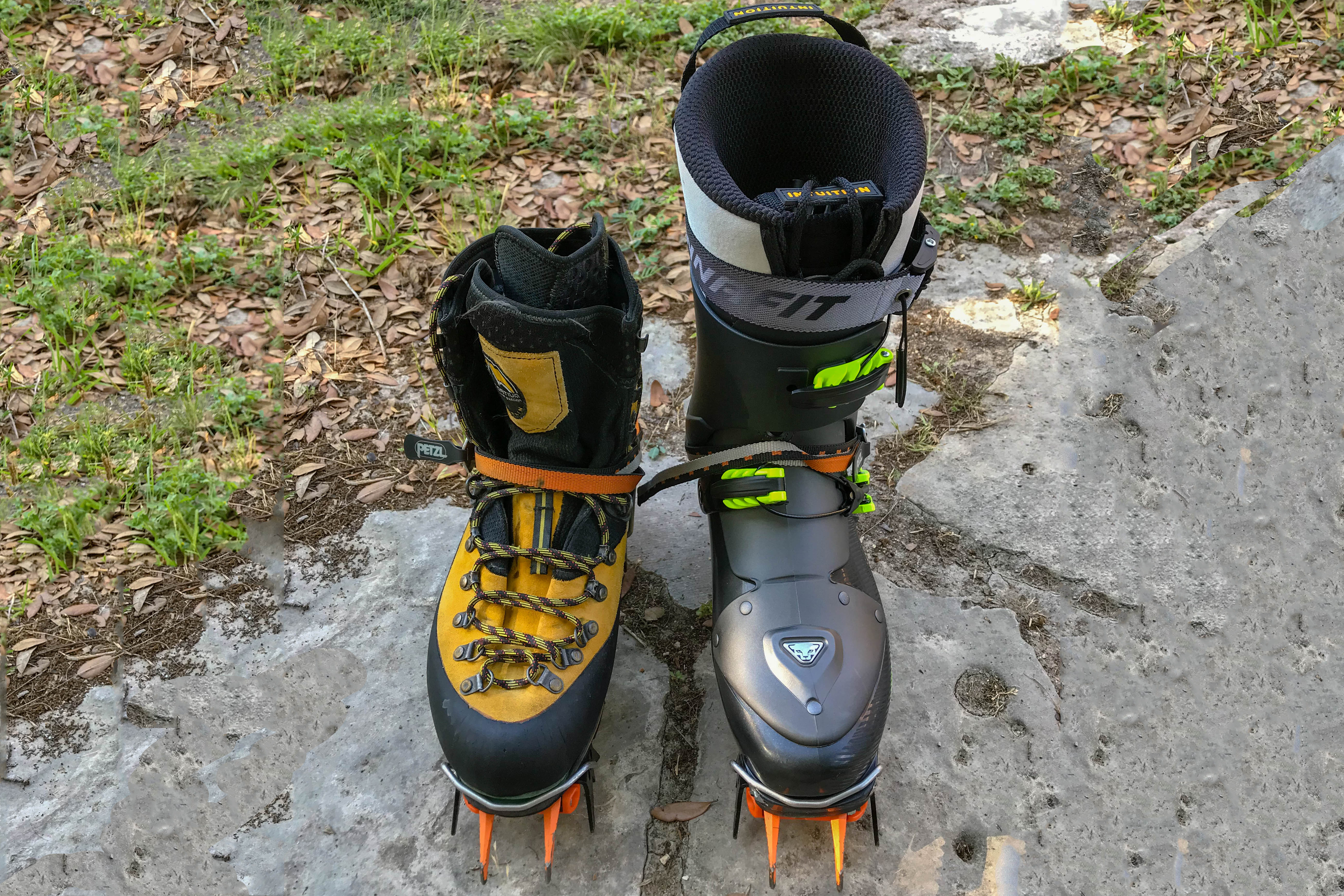 Dynafit TLT Speedfit Ski Touring and La Sportiva