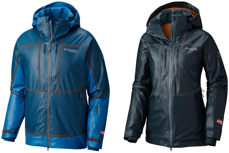Columbia EX Mogul Ski Jacket