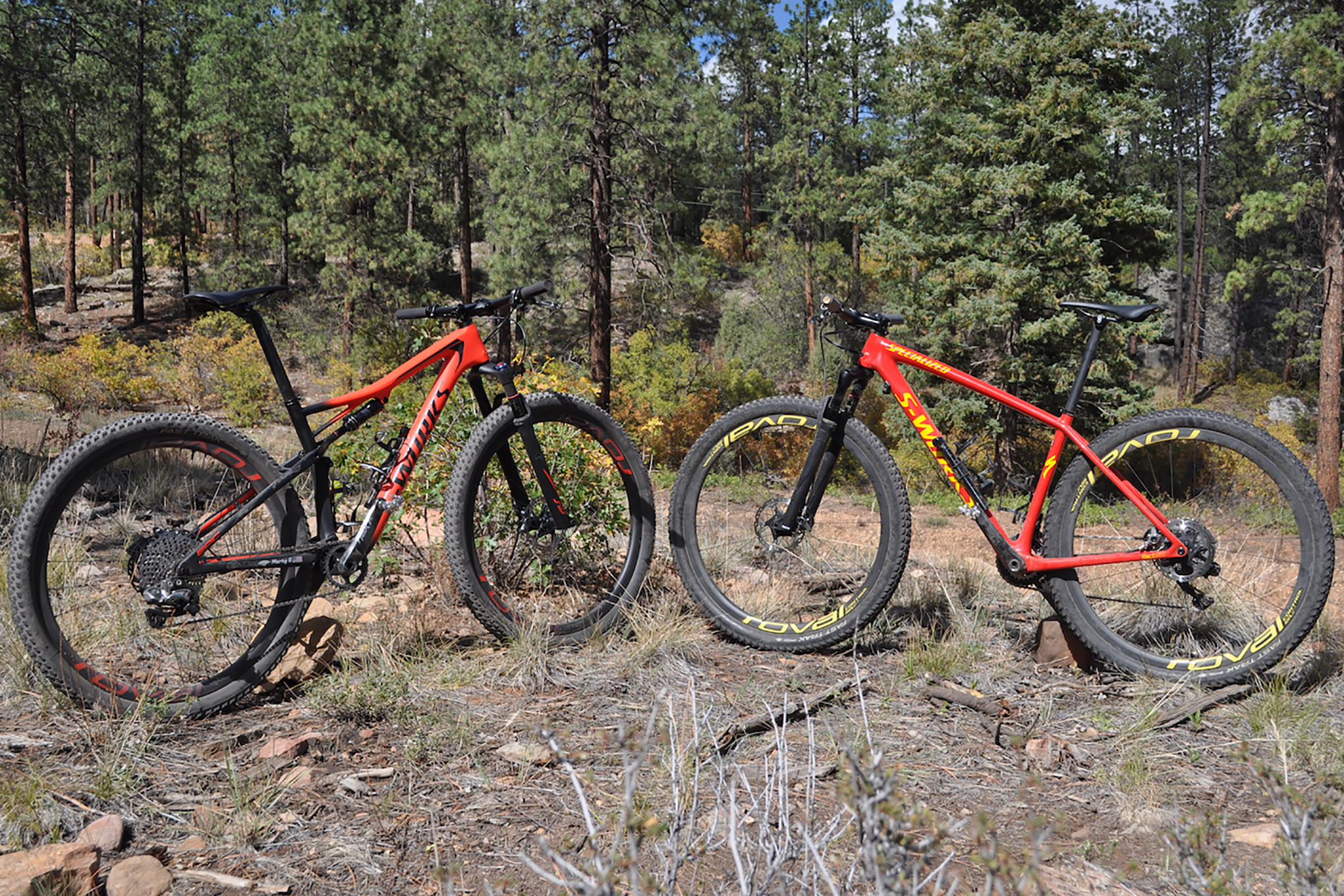 Hardtail vs Full-Suspension MTB
