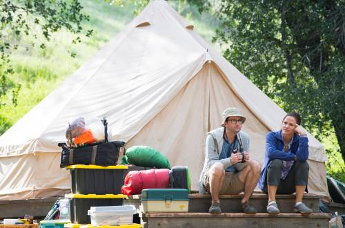 hbo camping series