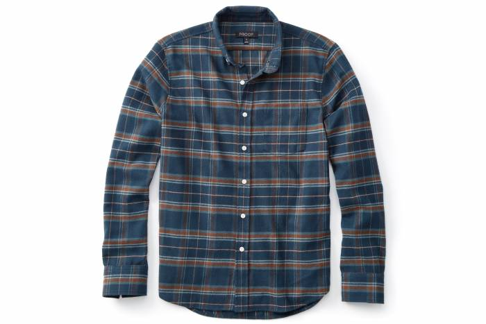 Proof Heatseeker Flannel
