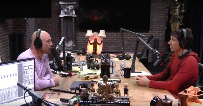 Watch Alex Honnold Interviewed On Joe Rogan Podcast