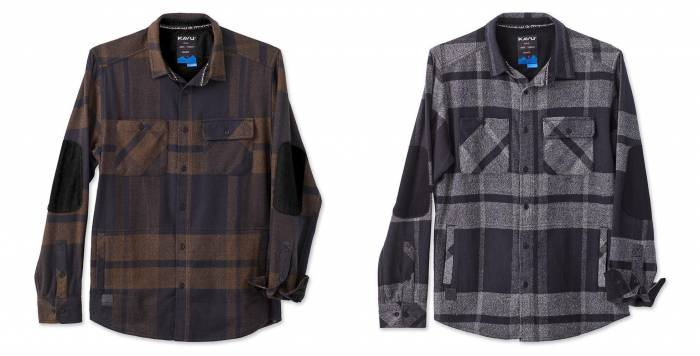 Best Flannel: Kavu Baxter Flannel