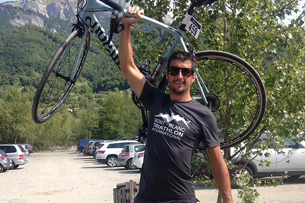 mark sutton mountain biker shot