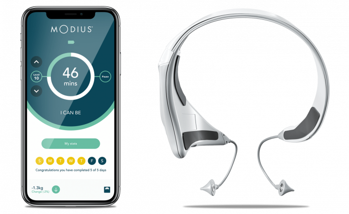 Modius Health Device - For Sleep and Weight Loss