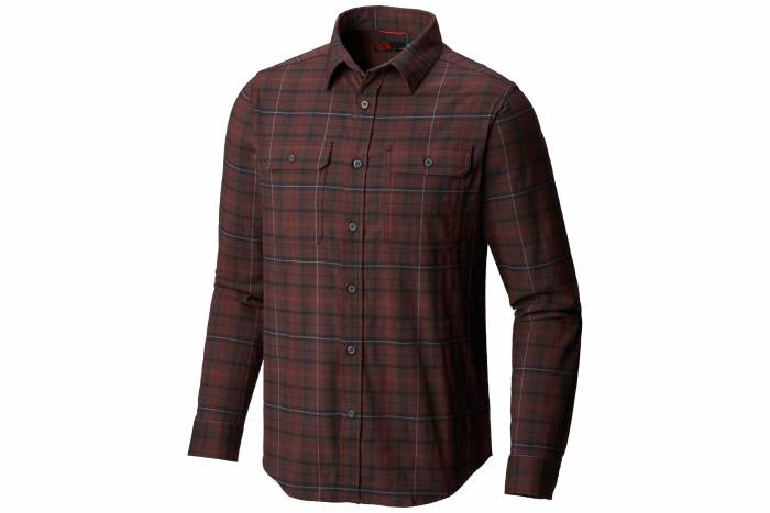 Best Flannel: Mountain Hardwear Stretchzone