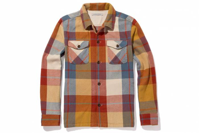 Best Flannel: Outerknown Blanket Shirt