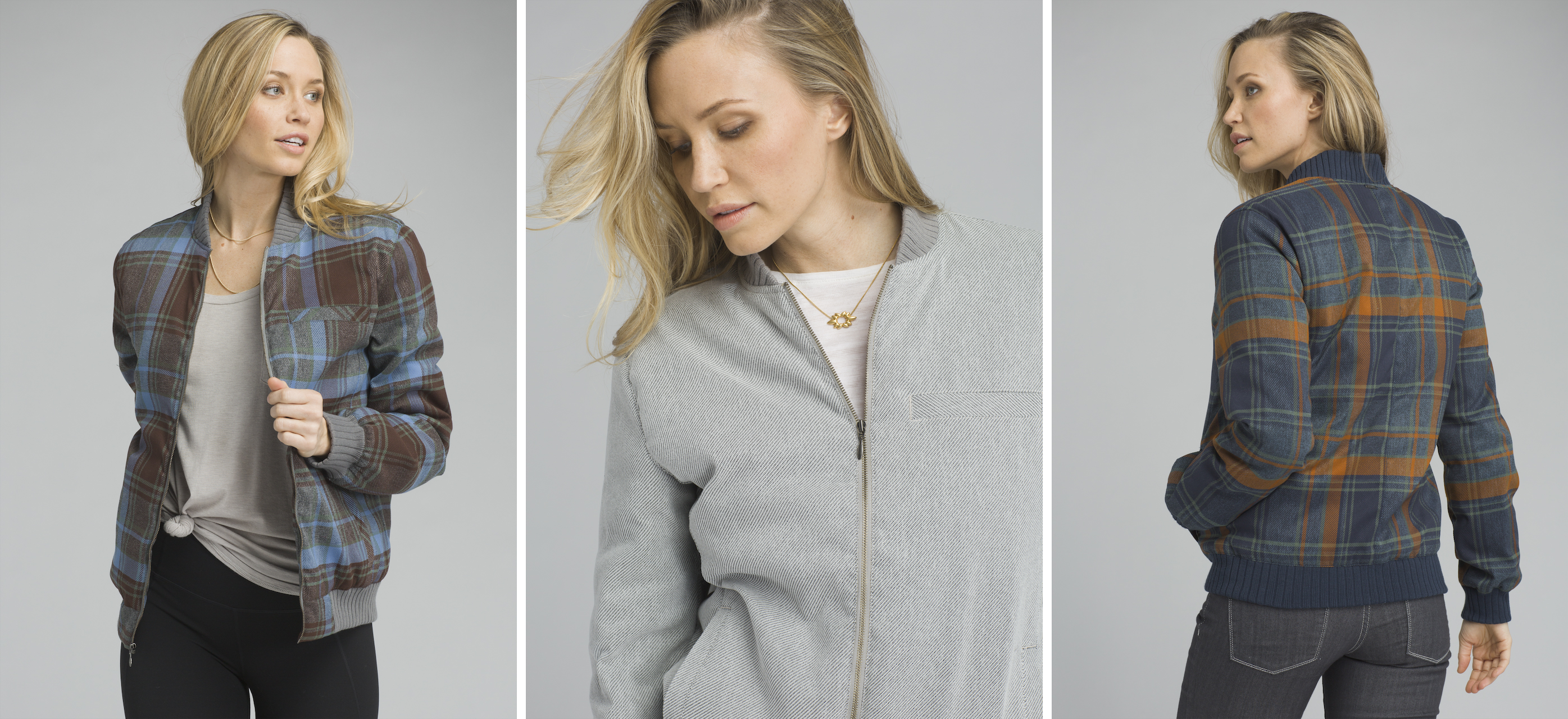 814fc7e70fce5 Like the lululemon About-Face Bomber above, prAna's Showdown Bomber Jacket  is stuffed with down insulation. The jacket meets Responsible Down Standard  ...
