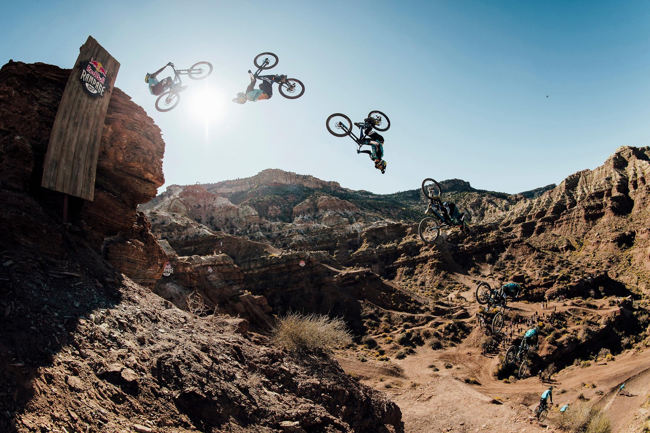 Red Bull Mountain Bike >> How To Watch Red Bull Rampage 2018 Mountain Biking Live Gearjunkie