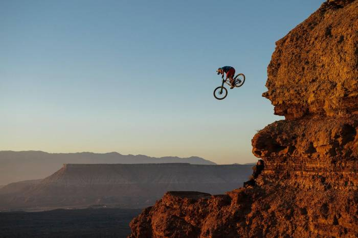 How To Watch Red Bull Rampage 2018 Mountain Biking Live