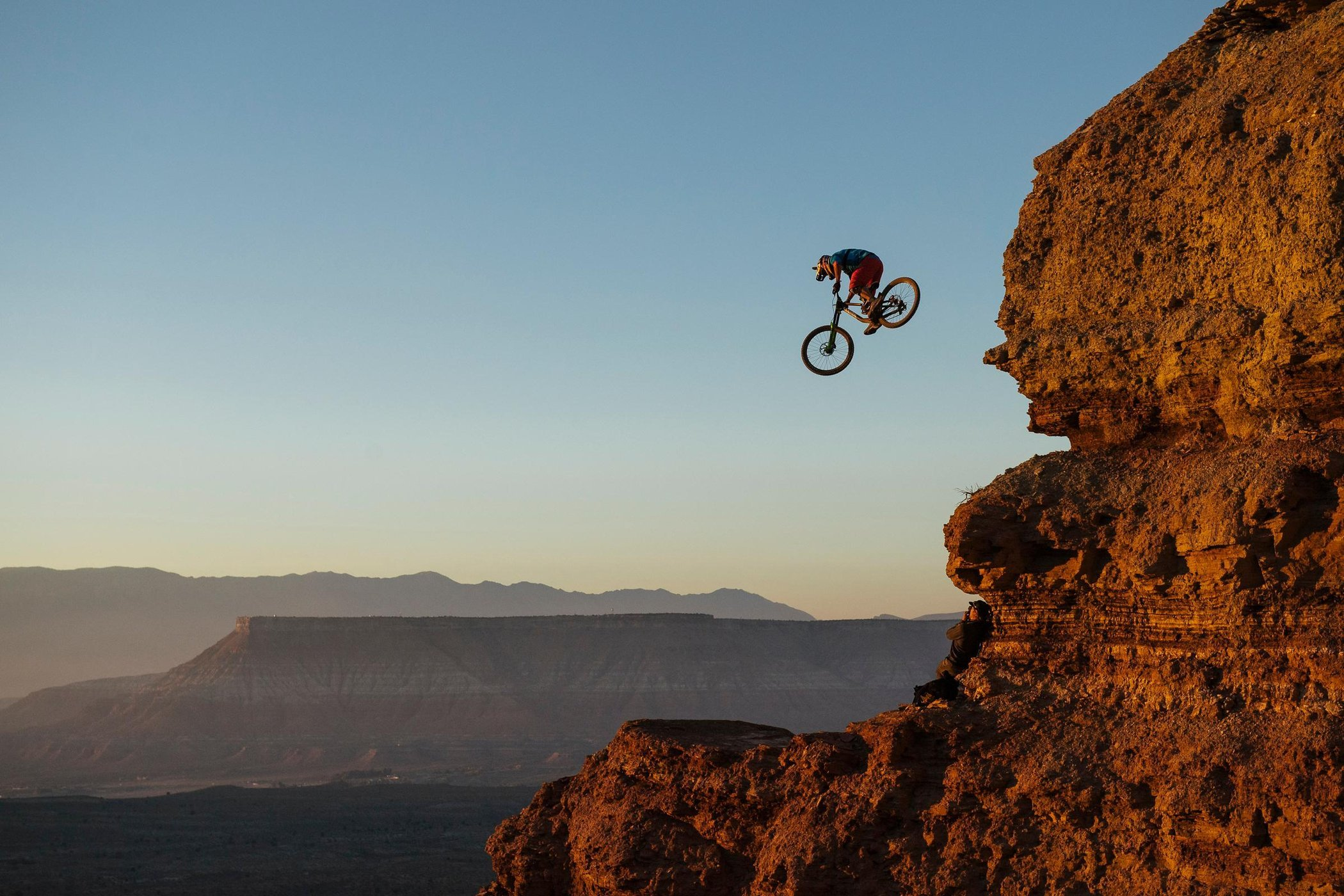 Red Bull Rampage >> How To Watch Red Bull Rampage 2018 Mountain Biking Live Gearjunkie