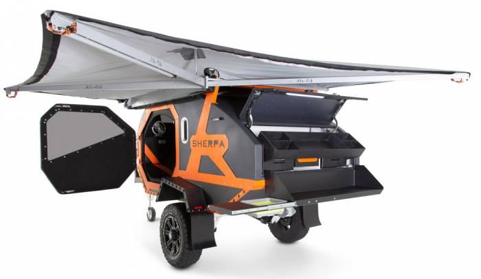 BRS offroad sherpa trailer