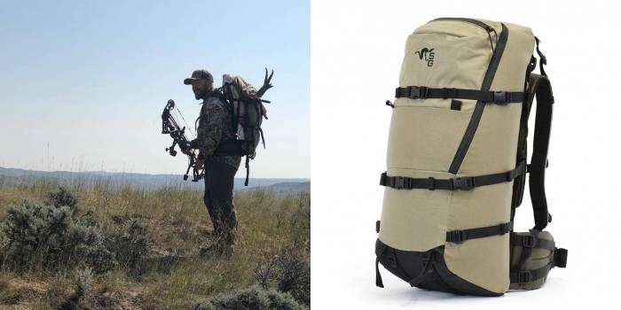 Stone Glacier EVO 3300 hunting backpack