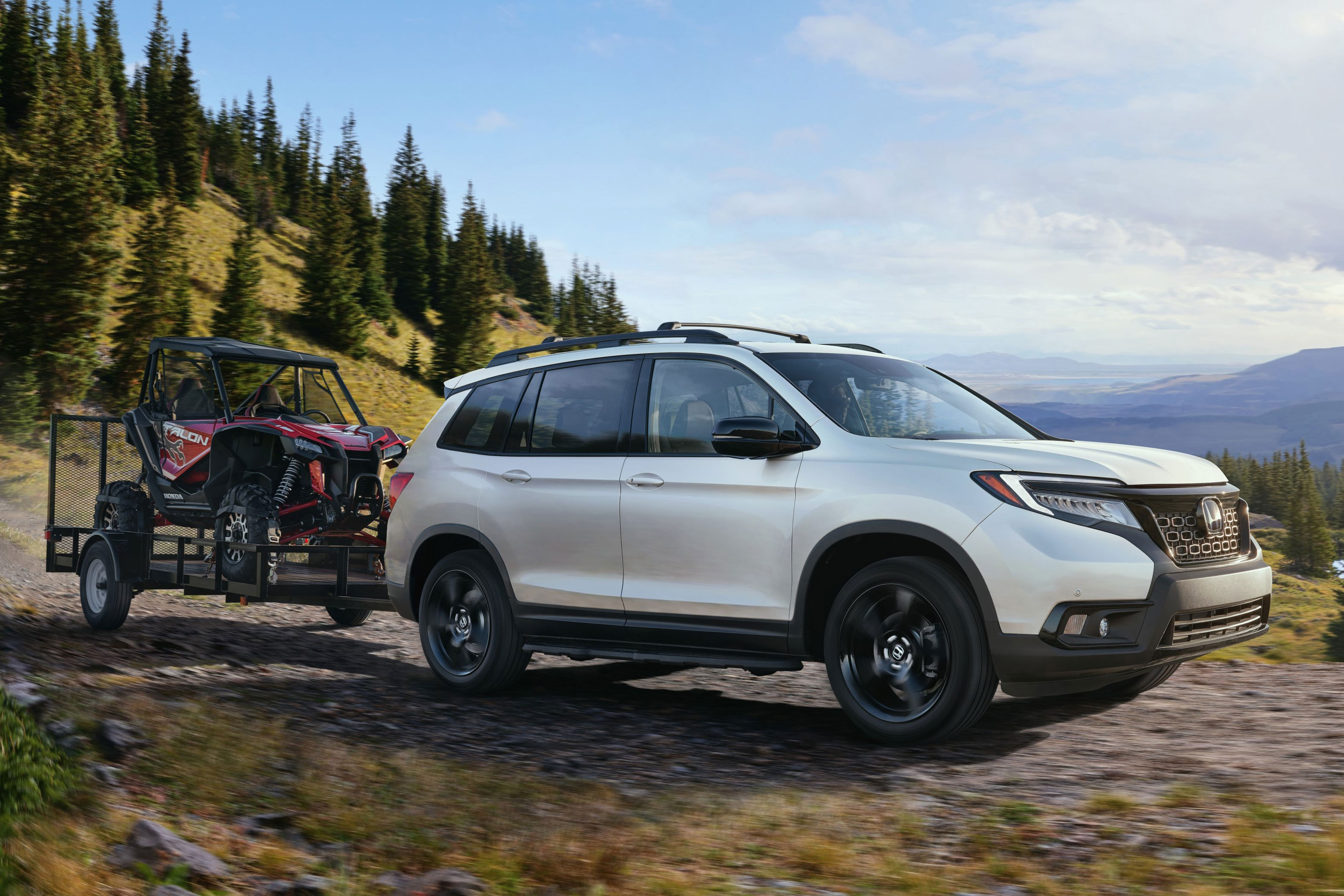 2019 Honda Pilot >> 2019 Honda Passport Relaunch Aims for Mountain Town Market | GearJunkie