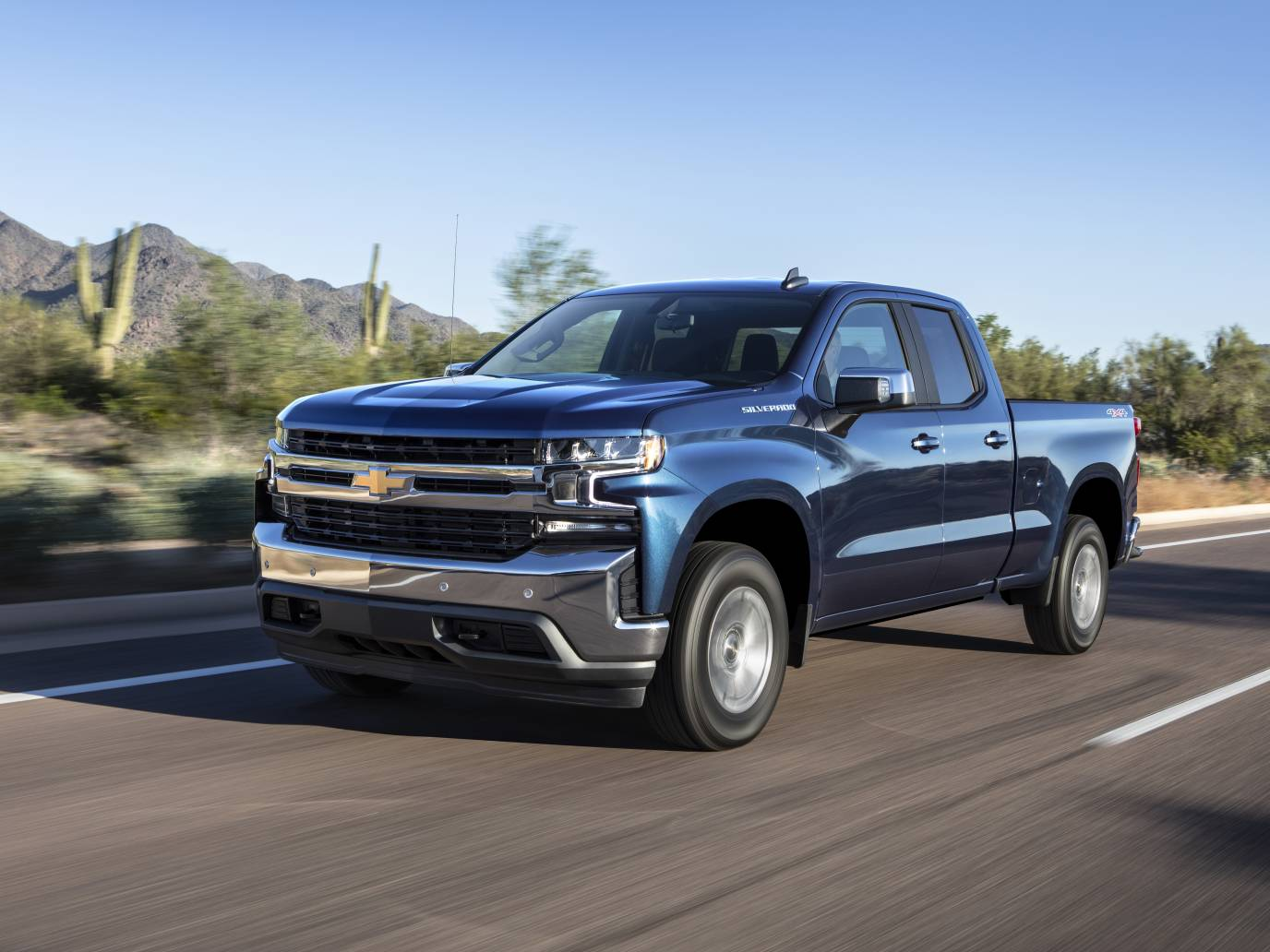 Small Engine, Big Truck: 2019 Silverado 4-Cylinder Turbo Review | GearJunkie