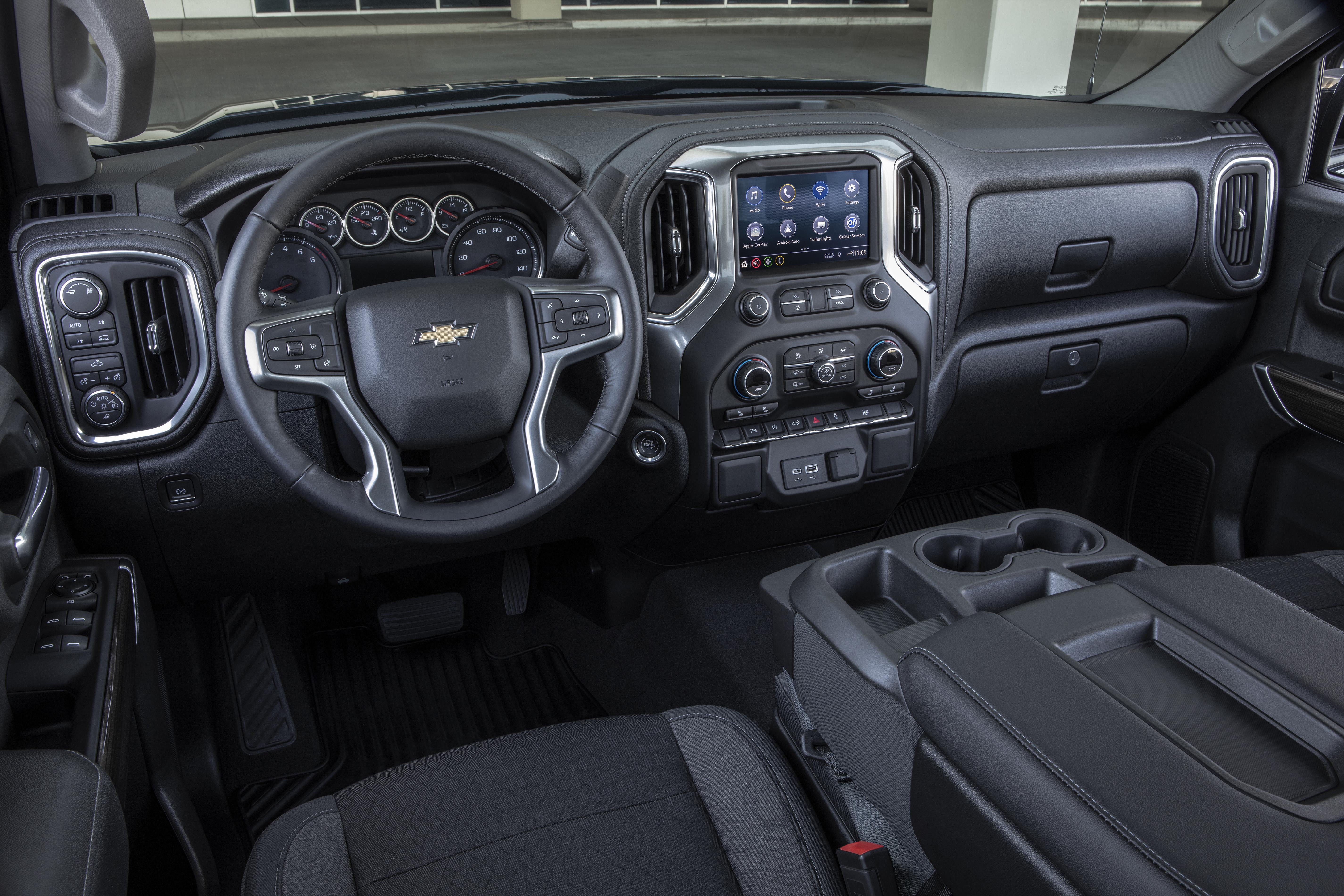 Small Engine, Big Truck: 2019 Silverado 4-Cylinder Turbo ...