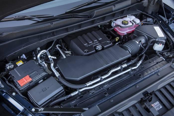 2019 Chevrolet Silverado Turbo