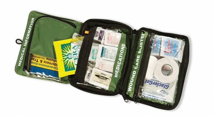 AMK Travel First Aid Kit - Best Travel Gifts