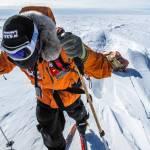 Antarctic solo crossing