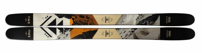 RMU Apostle ski