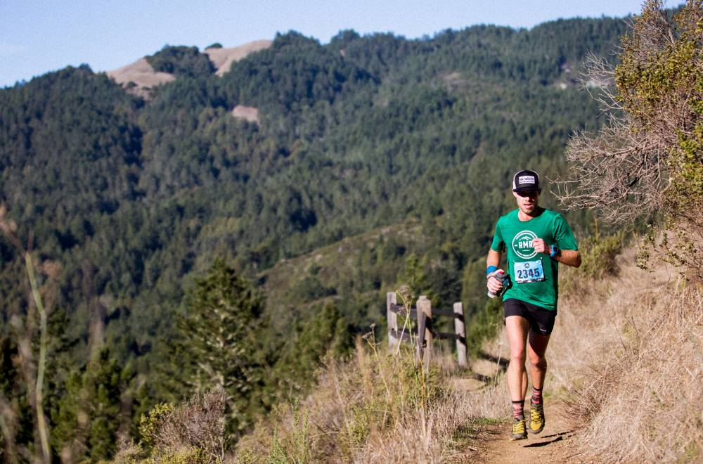 The North Face California Endurance Challenge Championships ultra trail run