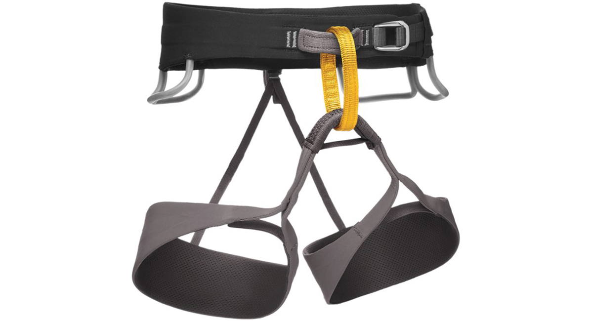 Black Diamond Solution Climbing Harness - Outdoorsy Gift Guide