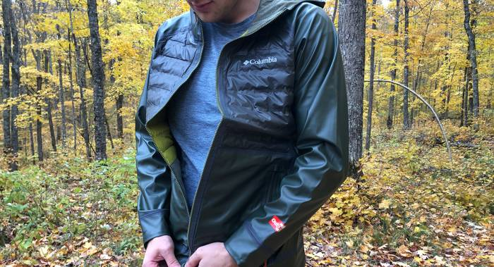 Columbia Outdry Reversible Rogue Jacket - Camping Gifts