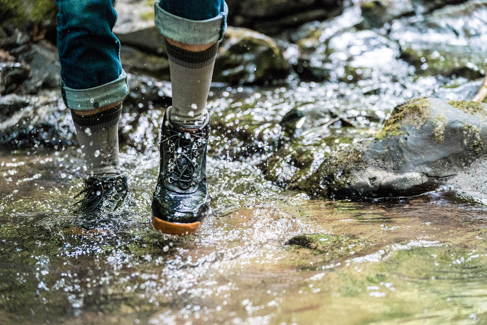 Showers Pass Crosspoint waterproof socks