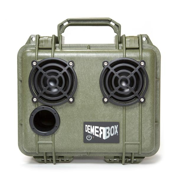 Demer Box - Best Waterproof Bluetooth Speaker