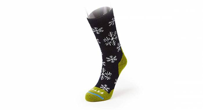 Fits Hiking Socks - Stocking Stuffers